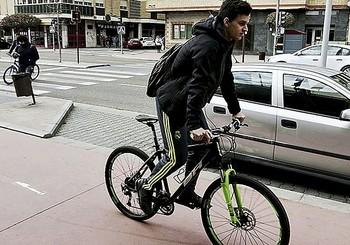 Compra de 200 aparcabicicletas para 45 puntos de la ciudad