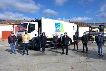 El nuevo camión del Boedo-Ojeda trabajará en 32 pueblos