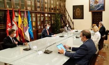 Las Castillas cierran perimetralmente y Madrid