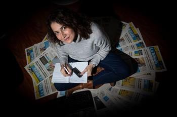 Inmaculada López, periodista de 'La Tribuna'