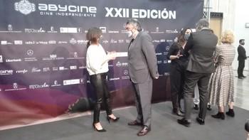Lola Dueñas recibe el premio especial de 'Abycine 2020'