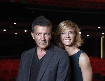 Antonio Banderas y María Casado presentarán los 35 Premios G