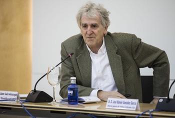 Como principales novedades destacan los encuentros con museos internacionales y las charlas sobre arqueología con Juan Luis Arsuaga (imagen).