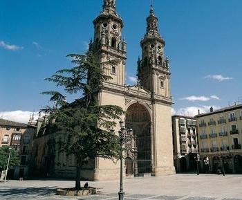 Imagen de la concatedral de La Redonda.