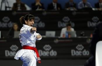 Sandra Sánchez empieza 2020 tan triunfal como acabó 2019.