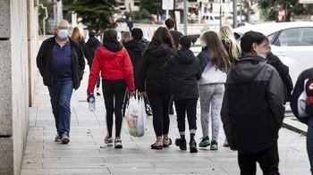 La incidencia en Burgos triplica la fijada como 'extrema'