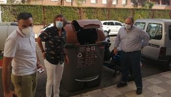 El contenedor marrón ya funciona en los primeros barrios