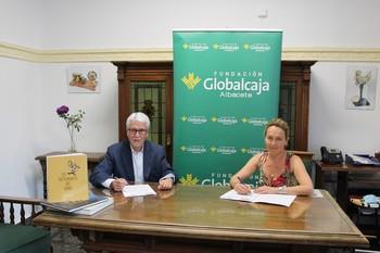 Globalcaja renueva su acuerdo con el IES Bachiller Sabuco