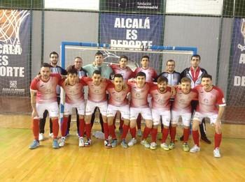 Una mala primera parte penaliza al Bargas FS