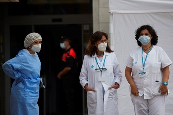 Cataluña registra 1.120 casos y 6 fallecidos en 24 horas