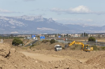 El Estado entierra las autovías de Burgos