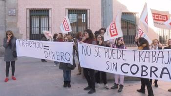 'Gredos' limpiará las residencias de la Diputación