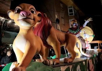 El Carnaval de la Galleta de Aguilar, en vídeo