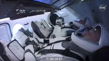Se pospone el primer vuelo espacial desde EEUU en nueve años