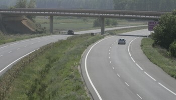 Imagen de la autopista AP-68
