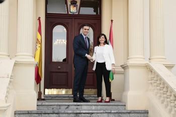 Sánchez anuncia un plan de choque para el reto demográfico