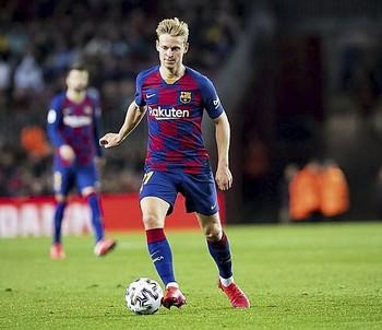 De Jong augura un buen camino para el Barça