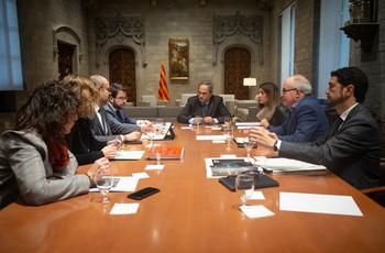 El 61,6% de los catalanes suspenden al Govern
