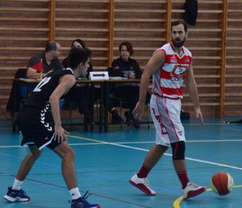 Imagen de un partido del Logrobasket de la pasada temporada.
