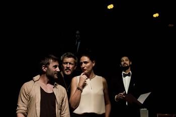 El Zorrilla acoge el inicio de la gira de 'La herencia'