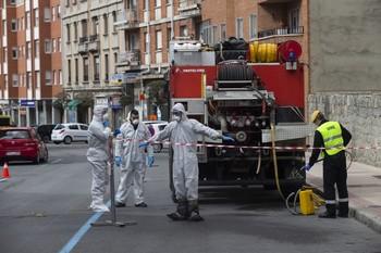 Un millón de gasto extra para gestionar la pandemia