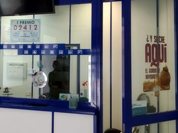 La Lotería Nacional deja 60.000 euros al décimo en Las Navas
