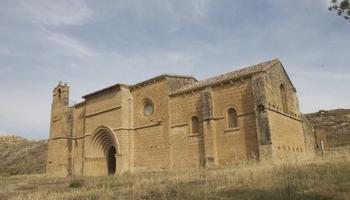 Ermita de Sorejana en Cuzcurrita del Río Tirón