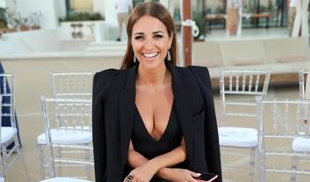 Paula Echevarría, fin a su blog en 'Elle'