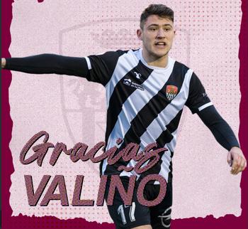 El Club Haro Deportivo anuncia la baja de Alex Valiño