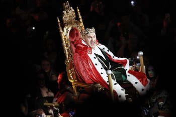 Fury reivindica su condición de nuevo 'rey'