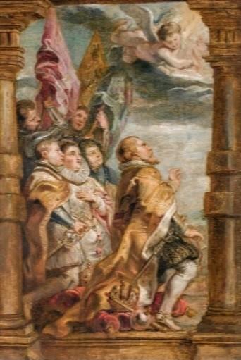 Un boceto de Rubens recién descubierto visita Madrid