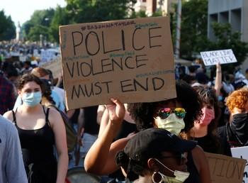 Marchas históricas en EEUU para denunciar el racismo
