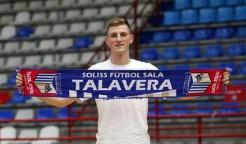 Juanma es el cuarto fichaje del Soliss Talavera.
