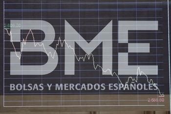 La Bolsa española pierde los 7.000 puntos tras bajar el 1,28