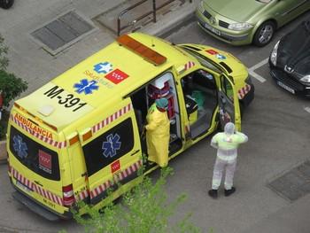 España registra 838 muertes en 24 horas por coronavirus