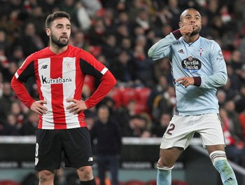 Athletic y Celta firman las tablas en San Mamés