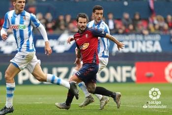 El Real Sociedad- Osasuna de Copa se jugará el jueves (21h)