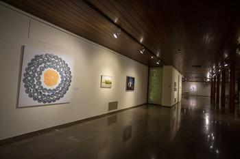 Imagen de la última exposición 'Mujeres en el Arte', en el Museo de Albacete.