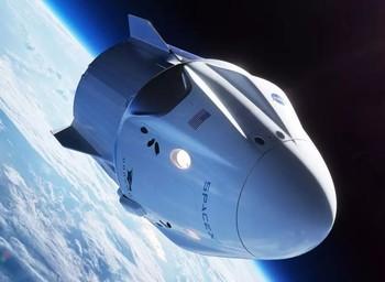 Space X ofrecerá turismo espacial en su nave Crew Dragon