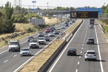 El Covid marcó la operación de Tráfico del 1 de agosto.