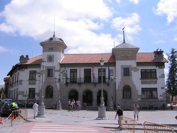 Imagen del Ayuntamiento de El Espinar