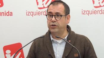 IU pide competencias en justicia y ferrocarril para la Junta
