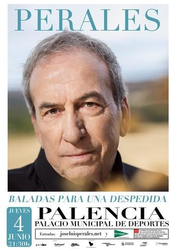 José Luis Perales hará parada en Palencia con su última gira