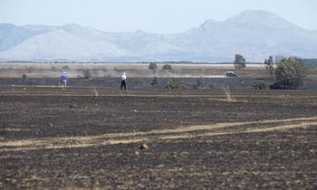 Tabanera registra el mayor incendio desde 2012 con 330 has