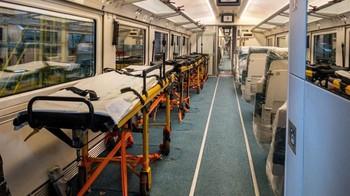 Renfe ya tiene listos tres trenes medicalizados