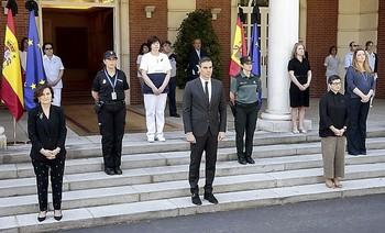 España no olvida a sus muertos