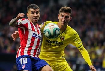 El Atlético prolonga su fiesta ante el Villarreal