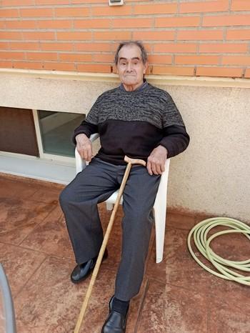 Imagen de Eugenio García Martín cedida por el Ayuntamiento de Casavieja