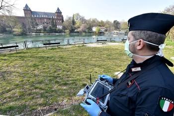 Italia roza ya los 120.000 casos y otros 766 fallecidos