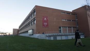 Edificio Quintiliano de la UR.